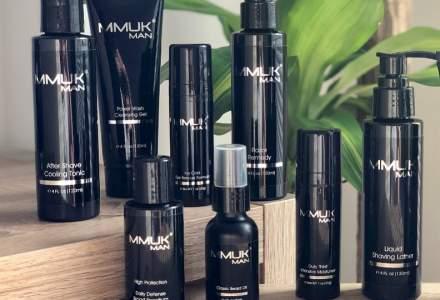 MMUK MAN, un nou brand de make-up pentru barbati lansat de Distinctive Lifestyles pe piata din Romania