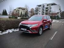 Test drive cu Mitsubishi...