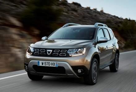 Dacia a primit un ajutor de stat pentru cresterea productiei: la Mioveni se vor putea produce 406.000 de masini pe an