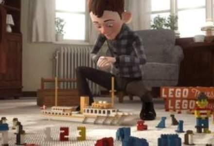 Lego incepe ofensiva de marketing: Vrem 15-20% din piata in cativa ani