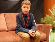 Andrei Tudor, copilul special...