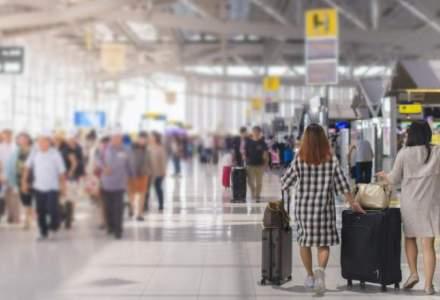 Transportul aeroportuar de marfuri si pasageri a crescut in primele noua luni din 2018