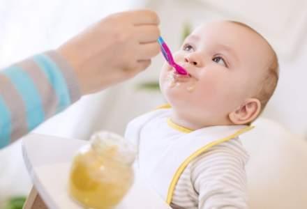 Piata produselor de ingrijire pentru copiii mici inregistreaza o majorare de circa 5% in 2018