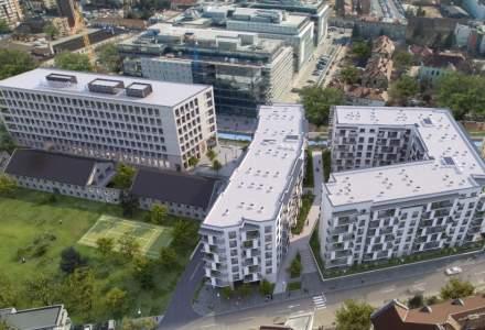 Speedwell a semnat contracte pentru 120 dintre cele 158 de apartamente din prima faza a Record Park in Cluj si a inceput un nou proiect, Triama Residence, in zona Baia de Arama, Bucuresti
