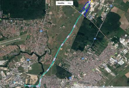 Autostrada Urbana: Cei 6,5 kilometri ai autostrazii A3, intre strada Petricani si Centura Bucuresti, vor fi deschisi circulatiei vineri