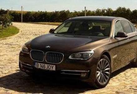 Test Drive Wall-Street: Noul BMW Seria 7, in vizita la fabrica de vinuri premium