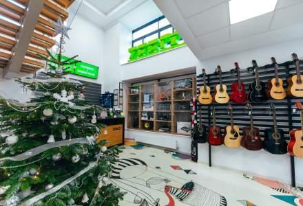 (P)Zeedo Shop 2.0: Cum arata cel mai nou music shop din Bucuresti