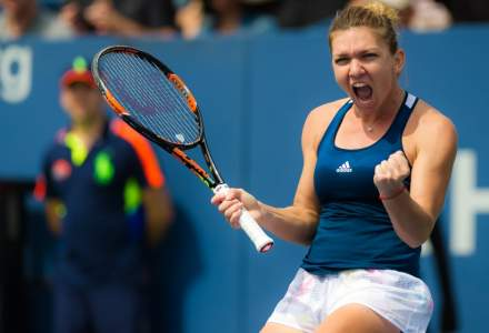 Simona Halep, castigatoare in ancheta pentru cea mai frumoasa lovitura a anului in circuitul WTA