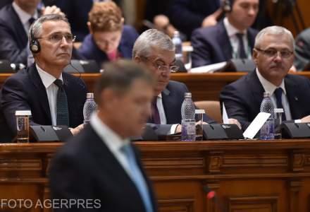 Iohannis, atac dur la Dragnea: Memoria martirilor Revolutiei e intintata de infractori care vor sa impuna amnistia si gratierea
