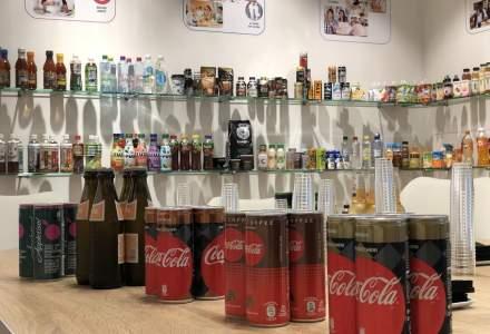 """Cum vrea Coca-Cola sa devina """"o companie pentru toti"""": insight-uri din centrul R&D Coca-Cola din Bruxelles"""