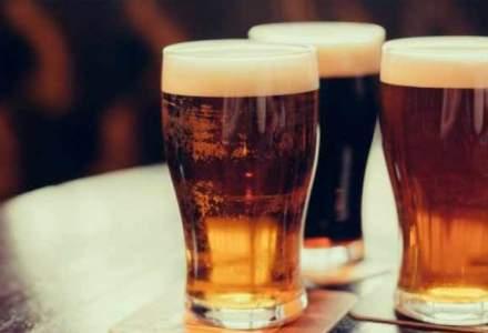 Romania s-a mentinut si in 2017 in top 10 mari producatori de bere din UE, ocupand a opta pozitie