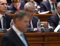 Iohannis: Guvernul arunca in...