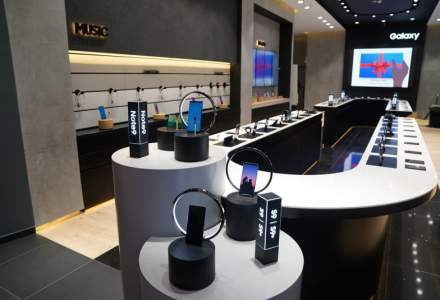 Samsung a redeschis magazinul Samsung Experience Store