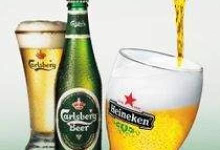 Carlsberg si Heineken ofera 15,3 mld. dolari pentru S&N