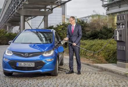 Orasul electric: Opel vrea sa instaleze 1.300 de statii de incarcare pentru masini electrice in Russelsheim pana in 2020