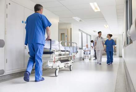 Noua spitale din Bucuresti vor asigura asistenta medicala de urgenta de Craciun