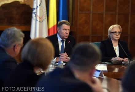 CCR explica de ce i-a dat dreptate premierului in conflictul cu Iohannis pe tema remanierii