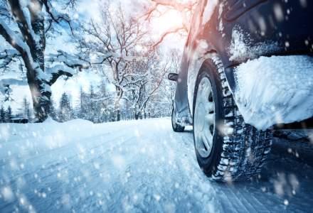 ANM: Cod galben de ninsori si viscol, de luni dimineata, in 21 de judete; informare de vreme rea in rest