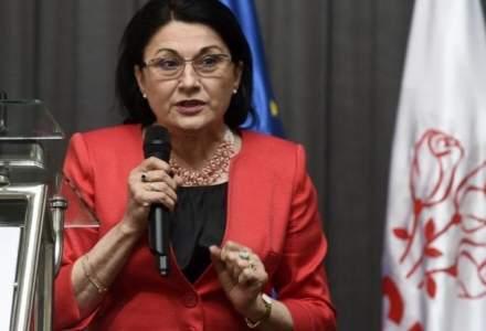 Ecaterina Andronescu nu isi mai doreste profesori fara titularizare: Este greu sa fii in fata elevilor daca tu esti de nota 5