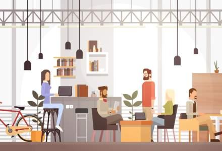 Un nou chirias a devenit influent in Bucuresti in 2018 - operatorii de spatii de tip co-working