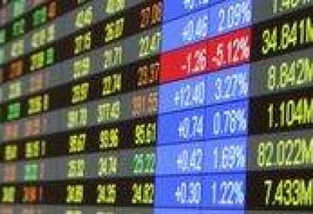 Lichiditatea BVB scade pentru a treia zi la rand