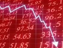 Bursa a pierdut peste 1%....