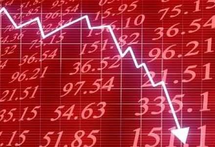 """Bursa a pierdut peste 1%. Broker: """"Suntem intr-o perioada de corectii"""""""