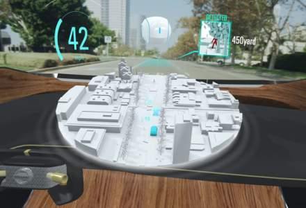 Nissan dezvolta harti digitale la 360 de grade: soferii vor putea avea o imagine de ansamblu asupra traseului