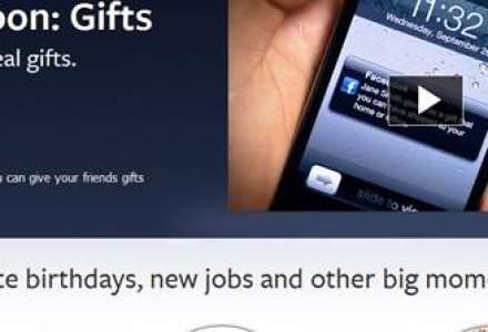 Facebook va permite trimiterea de cadouri reale intre utilizatori. Cum ti se pare proiectul?