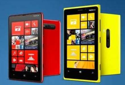 Nokia pune in vanzare in noiembrie modelele Lumia 920 si Lumia 820. Vezi preturile
