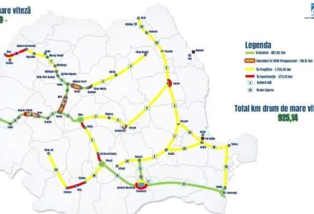 Asociatia Pro Infrastructura contrazice CNAIR: In 2019 vor fi inaugurati doar 43 de kilometri de autostrada