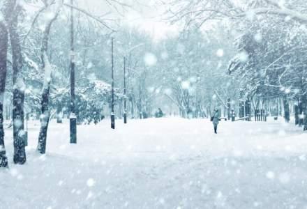 Prognoza meteo miercuri 9 ianuarie: Urmeaza doua zile cu ninsori abundente in toata tara