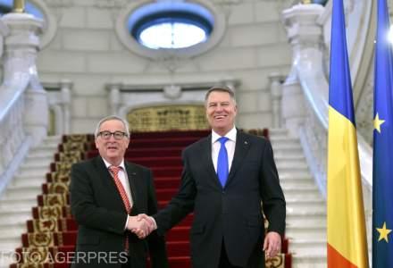 Tur de forta al liderilor UE la Bucuresti. Juncker cere o presedintie ferma, puternica si eleganta
