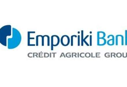 Credit Agricole negociaza exclusiv cu Alpha Bank vanzarea Emporiki pentru 1 euro