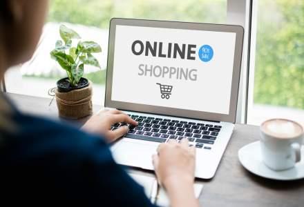 INS: Ponderea persoanelor de 16-74 de ani care au apelat la serviciile magazinelor online a crescut la 43,5% in 2018