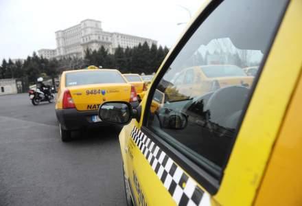 Reguli noi pentru taximetristi: automate pentru comandarea taxiurilor in Centrul Vechi