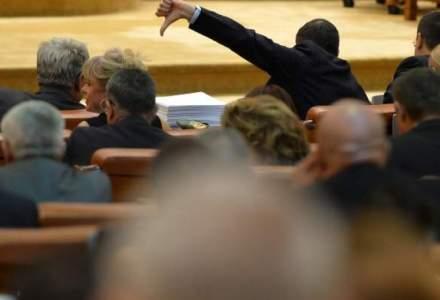 Reactia opozitiei la valul de infractiuni comise de recidivistii eliberati in baza recursului compensatoriu