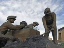Minerii de la CE Oltenia sunt...