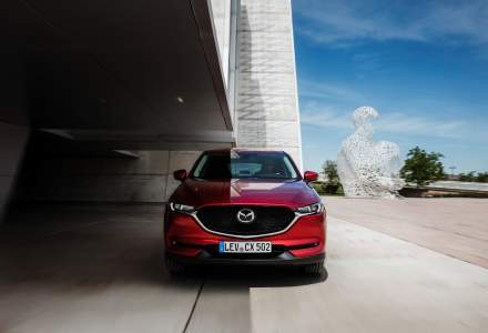 Mazda CX-5 a fost cel mai vandut model al japonezilor anul trecut