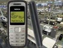 Nokia a inaugurat fabrica de...
