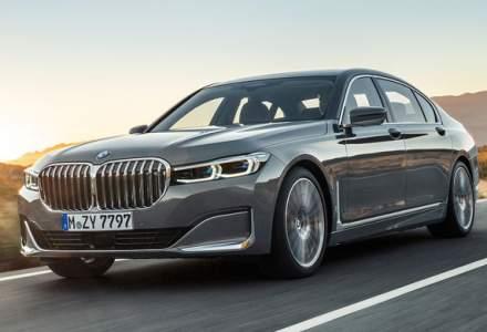 BMW Seria 7 facelift, detalii oficiale: design revizuit, asistent personal inteligent si motoare imbunatatite