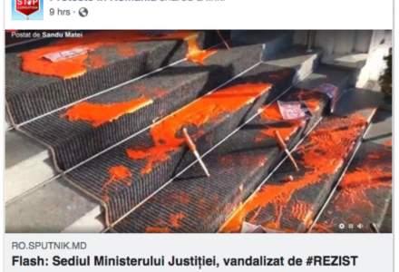 Facebook reactioneaza si inlatura propaganda rusa din Romania