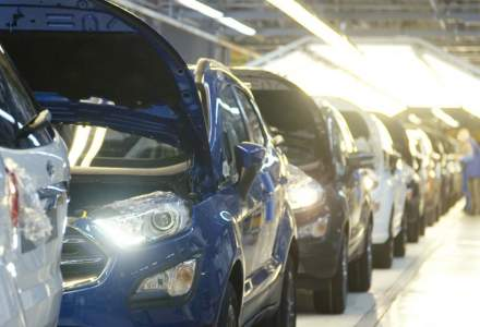 SUV-ul de mici dimensiuni care va intra in productie la Ford Craiova este in teste in Germania. Ar putea fi numit Puma