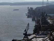 Portul Galati, modernizat...