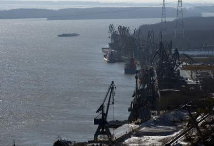 Ministerul Transporturilor vrea sa transforme portul Galati intr-un terminal multimodal, dupa o investitie de 416 milioane de lei