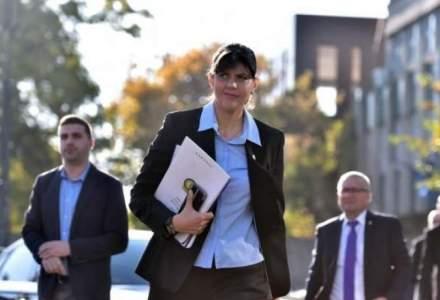 Laura Codruta Kovesi candideaza pentru functia de procuror-sef european