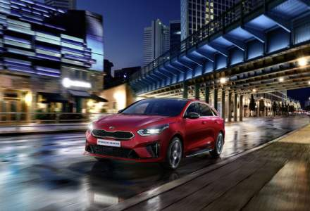 Kia ProCeed si Ceed GT sunt disponibile in Romania: hatchback-ul de performanta pleaca de la 22.800 de euro, iar shooting brake-ul de la 22.300 de euro