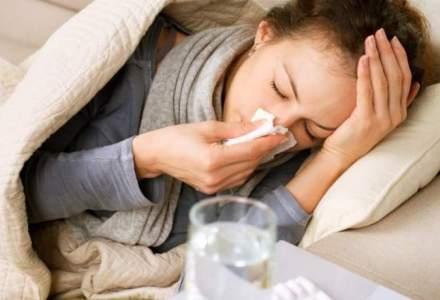 INSP: Numarul persoanelor care au decedat din cauza gripei a ajuns la 39