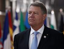 Iohannis: Onoram victimele...