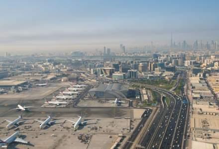 Aeroportul din Dubai, cel mai slab ritm de crestere din ultimul deceniu, insa isi pastreaza titlul de cel mai mare aeroport din lume
